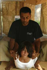 Thai Massage Faculty -  Cyriac