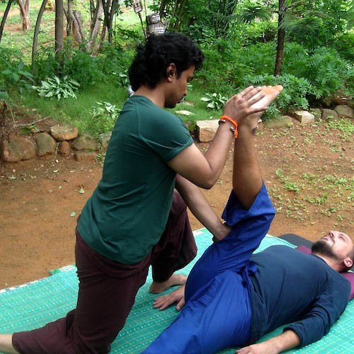 thai massage basic training course 5